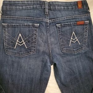 7 For All Mankind Jeans - 7 For All Mankind 'A' Pocket Jeans Size 27